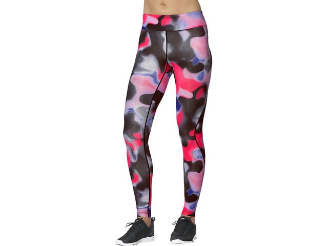 asics Long Tight - Pantalones largos running Mujer - Multicolor